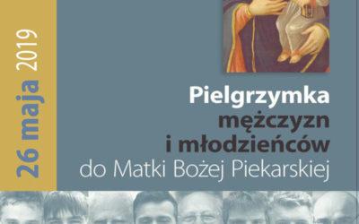 Pielgrzymka mężczyzn i młodzieńców – Piekary Śląskie